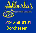 Alberta's Restaurant and Pizzeria