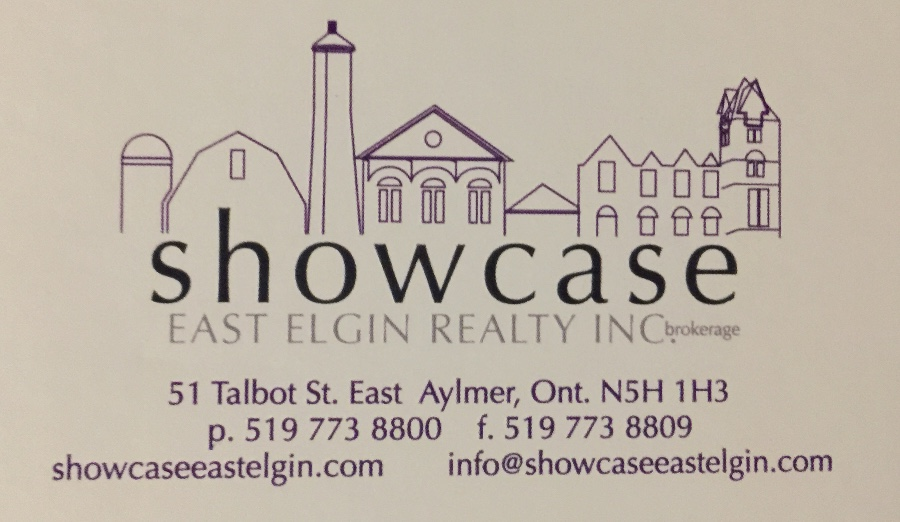 Showcase East Elgin Realty Inc.